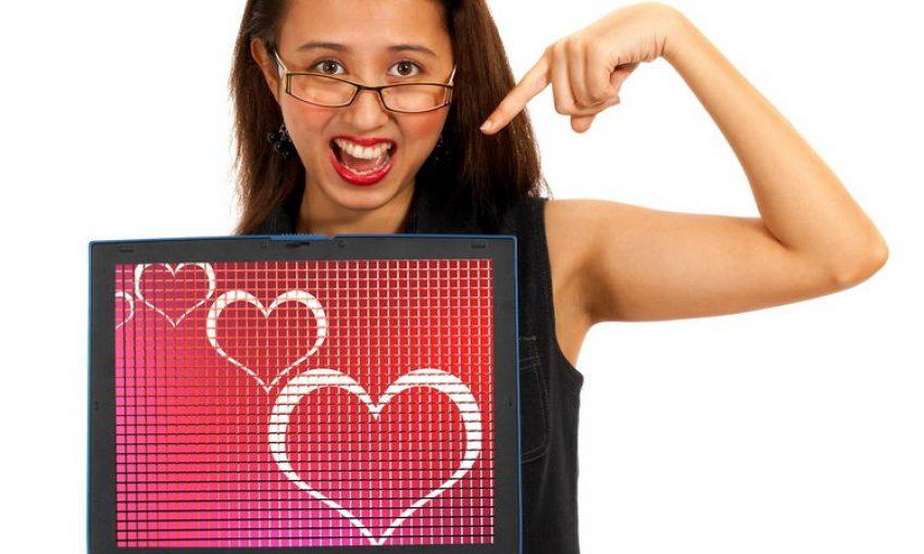 שלבים למציאת אהבה באתר הכרויות